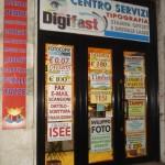 "Timbri Salaria Roma "" New Digifast """