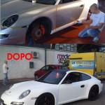 "Car Wrap a Roma "" Deko Art """