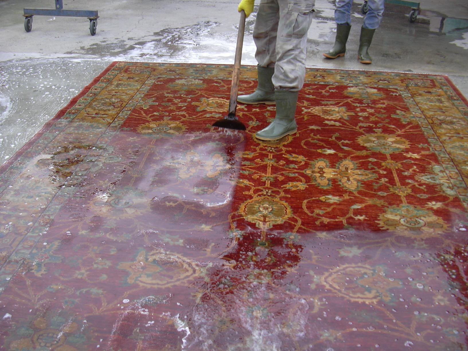 Centro lavaggio e restauro tappeti milano nord - Lavaggio tappeti in casa ...