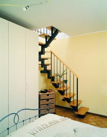 Scale per interni a monza - Scale interni design ...