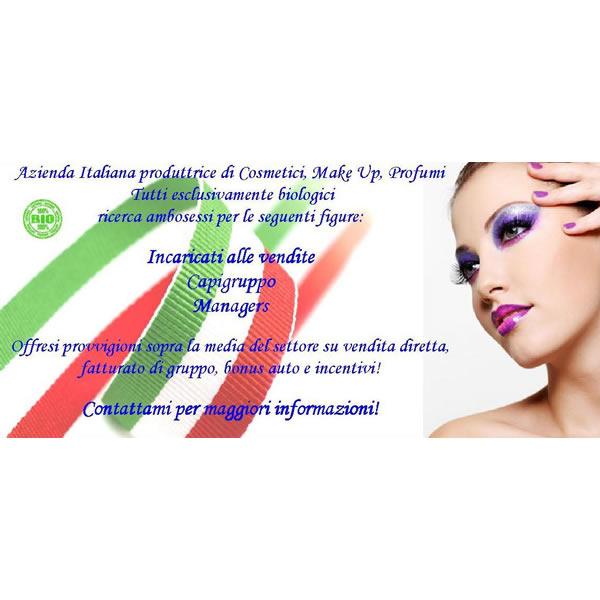 Azienda italiana produttrice di cosmetici for Azienda italiana di occhiali