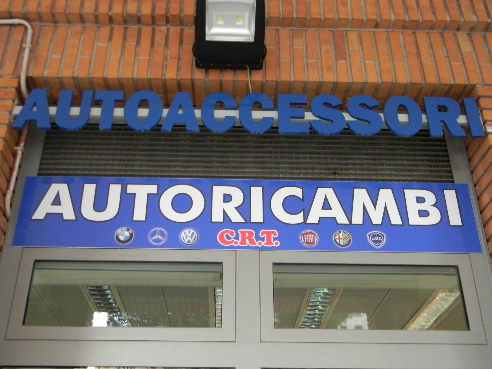 Autoricambi Roma Piazza Ragusa – Autoricambi C.R.T.